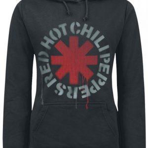 Red Hot Chili Peppers Stencil Naisten Huppari