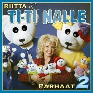Riitta Ja Ti-Ti Nalle - Parhaat Vol. 2