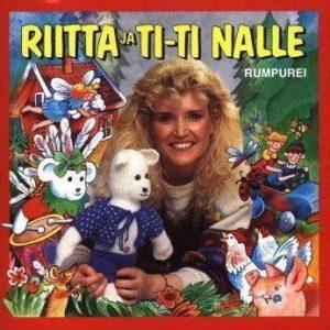 Riitta Ja Ti-Ti Nalle - Riitta Ja Ti-Ti Nalle - Rumpurei