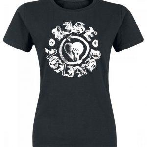 Rise Against Fist Stamp T-paita
