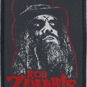 Rob Zombie Spookshow Kangasmerkki 100% Polyesteria