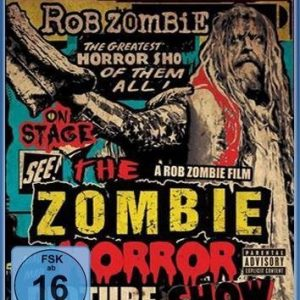 Rob Zombie The Zombie Horror Picture Show Blu-Ray