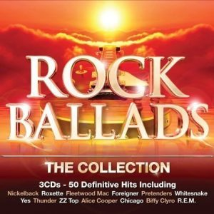 Rock Ballads - The Collection (3CD)