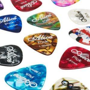 Rock On Plektrum 18-pack