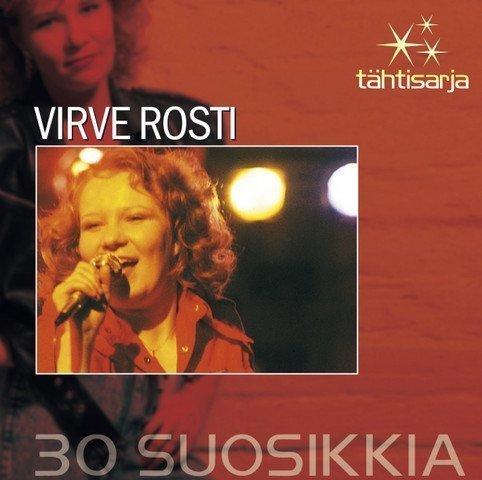 Rosti Virve - Tähtisarja - 30 Suosikkia (2 CD)