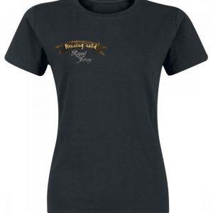 Running Wild Rapid Foray Naisten T-paita