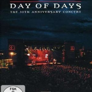 Runrig Day Of Days: The 30th Anniversary Concert DVD