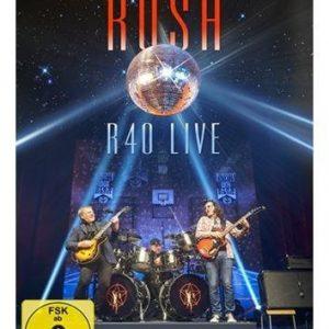 Rush R40 Live Blu-Ray