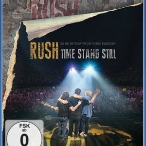 Rush Time Stand Still Blu-Ray