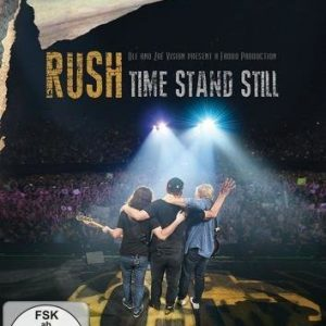 Rush Time Stand Still DVD