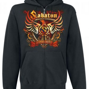 Sabaton Coat Of Arms Vetoketjuhuppari