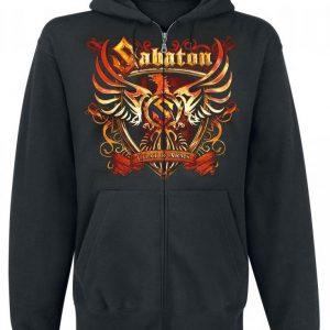 Sabaton Coat Of Arms Vetoketjuhuppari