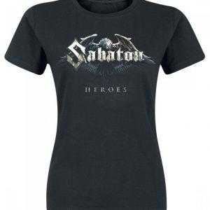 Sabaton Soldier Naisten T-paita