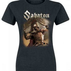 Sabaton Sparta Naisten T-paita