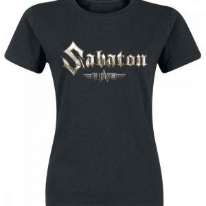 Sabaton The Last Stand Naisten T-paita