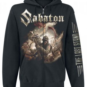 Sabaton The Last Stand Vetoketjuhuppari