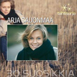 Saijonmaa Arja - Tähtisarja - 30 Suosikkia (2 CD)