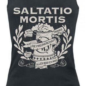 Saltatio Mortis Auf Die Freundschaft Naisten Toppi