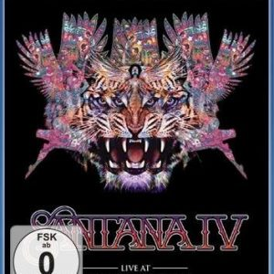 Santana Live At The House Of Blues Las Vegas Blu-Ray