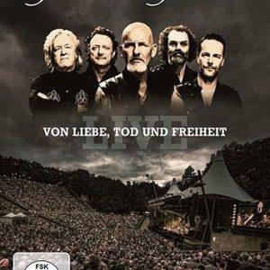 Santiano Von Liebe Tod Und Freiheit Live DVD