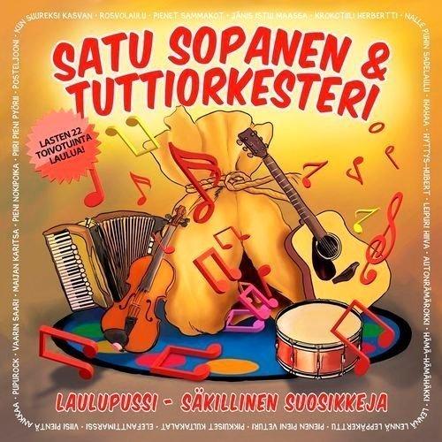 Satu Sopanen & Tuttiorkesteri - Laulupussi - säkillinen suosikkeja