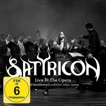 Satyricon Live At The Opera DVD