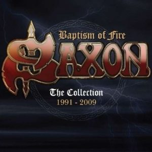 Saxon - Baptism Of Fire - Collection (2CD)
