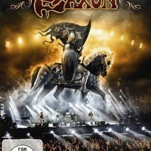 Saxon Heavy Metal Thunder Live Eagles Over Wacken DVD