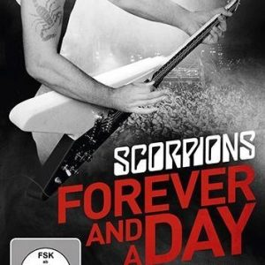 Scorpions Forever And A Day DVD