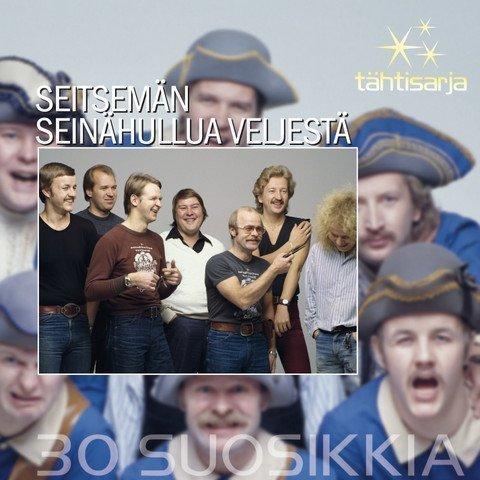 Seitsemän Seinähullua Veljestä - Tähtisarja - 30 Suosikkia (2 CD)