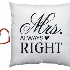 Sheepworld Mrs. Always Right Koristetyyny