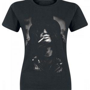 Slash Book Cover T-paita