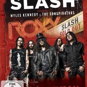 Slash Live At The Roxy 25.09.14 DVD