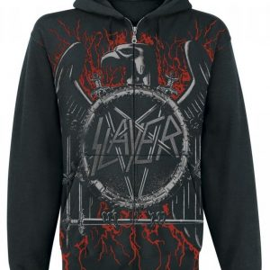 Slayer Black Eagle Vetoketjuhuppari