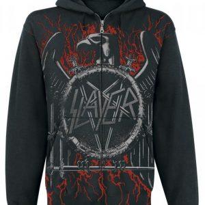 Slayer Black Eagle Vetoketjuhuppari