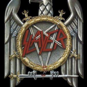 Slayer Eagle Seinälippu