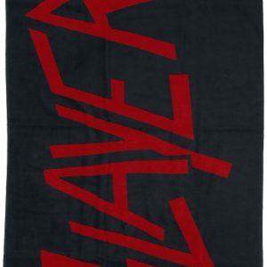 Slayer Logo Kylpypyyhe
