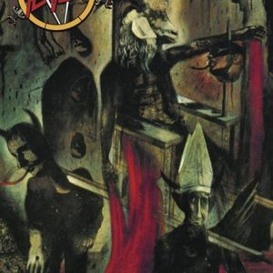 Slayer Reign In Blood Juliste Paperia