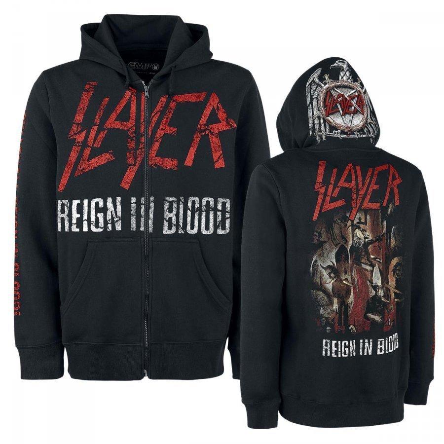 Slayer Reign In Blood Vetoketjuhuppari