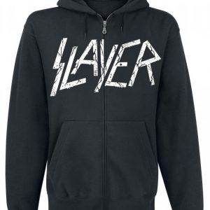 Slayer Skull & Bones Vetoketjuhuppari