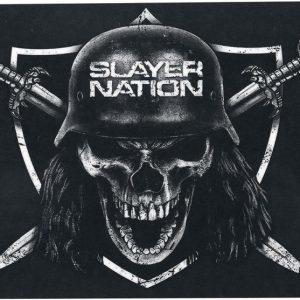 Slayer Slayer Nation Aamiaislauta Melamiinia / Litteää Laminaattia