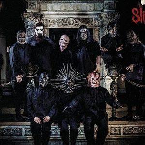Slipknot Band Line Up Juliste Paperia