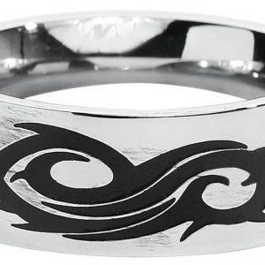 Slipknot Black Logo Sormus