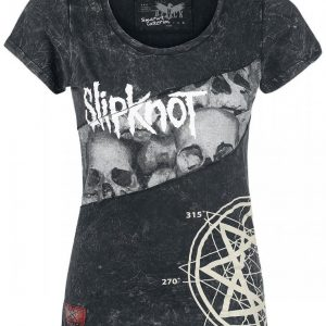 Slipknot Emp Signature Collection Naisten T-Paita