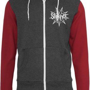 Slipknot Goat Star Logo Vetoketjuhuppari