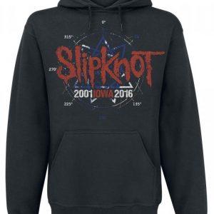 Slipknot Iowa 15th Anniversary Huppari