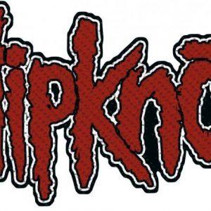 Slipknot Logo Kangasmerkki 100% Polyesteria