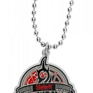 Slipknot Maggot Logo Riipus