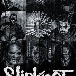 Slipknot Masks Juliste Paperia