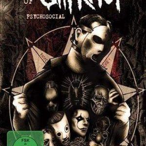 Slipknot Psychosocial The Story Of Slipknot DVD